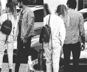 street, tumblr, and hot couple image