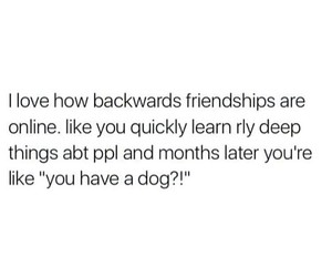 lol, true, and online friends image