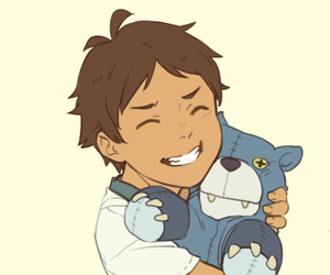 lance, tumblr, and Voltron image