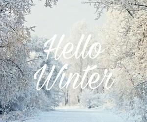 edit, hello, and snow image