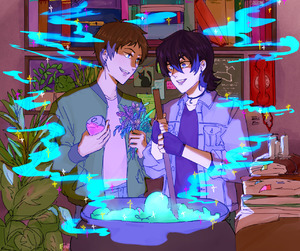 keith, tumblr, and lance sanchez image