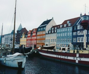 architecture, copenhagen, and denmark image