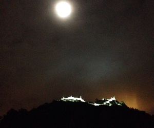 mistery, night, and sintra image