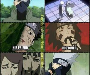 anime and kakashi image