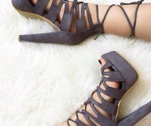 classy, sandals, and fashion image