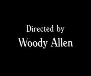 woody allen and film image