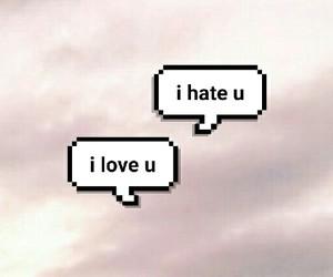 i hate u, i love u, and Lyrics image