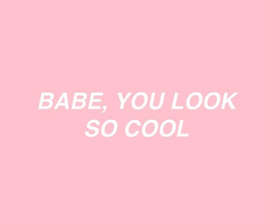 quote, grunge, and pink image