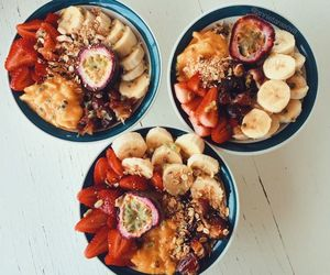 fruit, breakfast, and healthy image