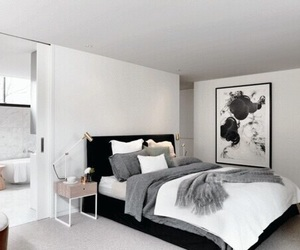 bedroom, decoration, and room image