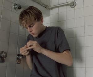 leonardo dicaprio, boy, and drugs image