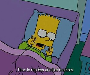simpsons, the simpsons, and memories image