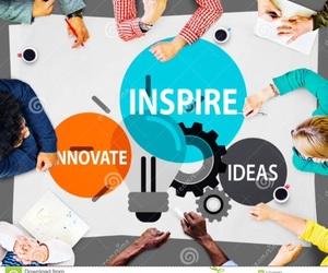 creativity, ideas, and teamwork image