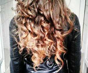 brunette, girl, and style image