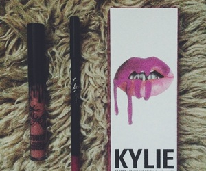 K, kylie jenner, and kylie image