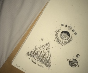 adventure, art, and drawing image