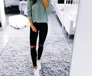 fashion, moda, and girl image