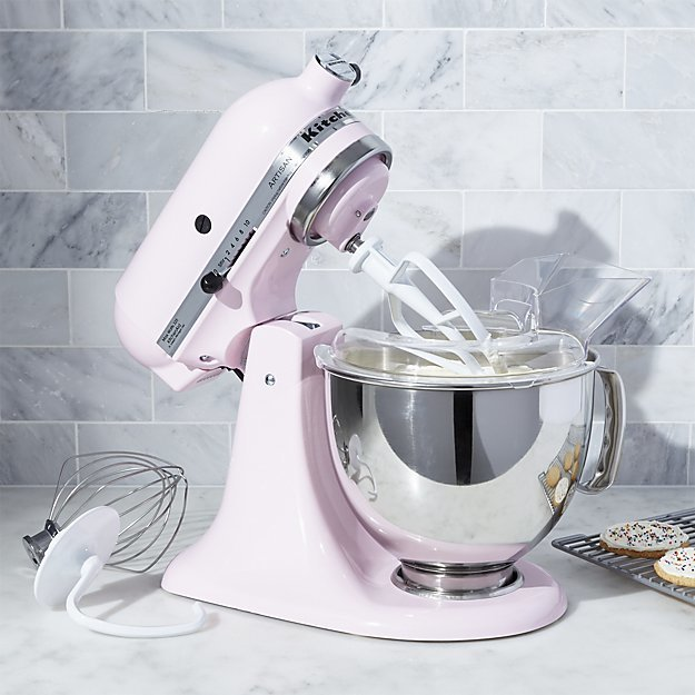 KitchenAid Artisan Series Stand Mixer- ksm150ps- Pink ...