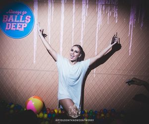perrie edwards, little mix, and cirque le soir image