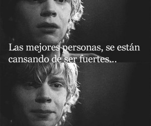 frases, american horror story, and ahs image