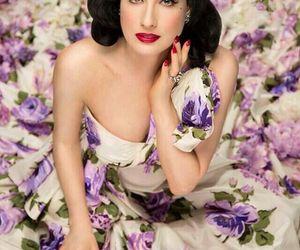 purple, style, and dita image