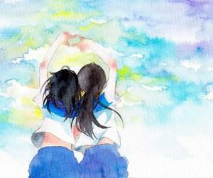 art, beautiful, and anime girls image