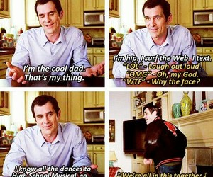 modern family, funny, and lol image