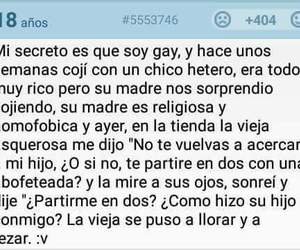 gay and secretos image