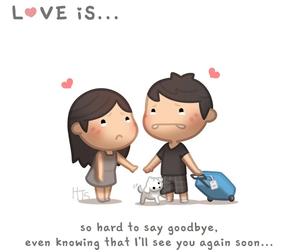 goodbyes, love, and hj story image