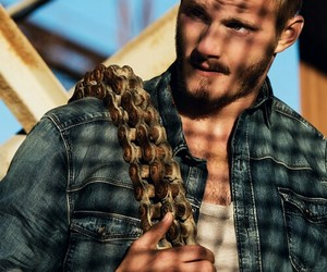 alexander ludwig, actor, and vikings image