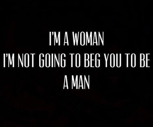 man, quotes, and woman image