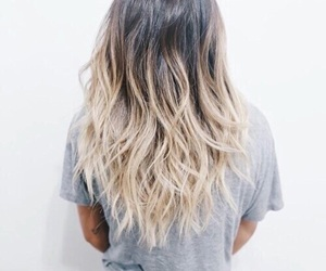 beauty, clothing, and long hair image