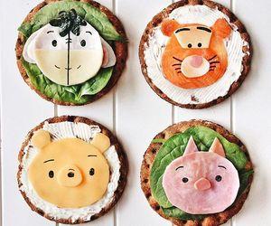 food and cartoon image
