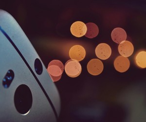 bokeh, htc, and we heart it image