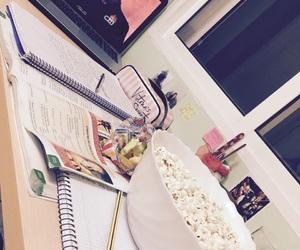 goals and popcorn image