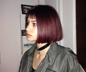 purple, léon, and mathilda image