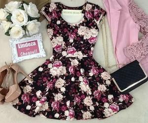 vestido and moda image