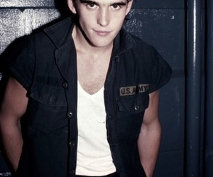 matt dillon, 80s, and the outsiders image