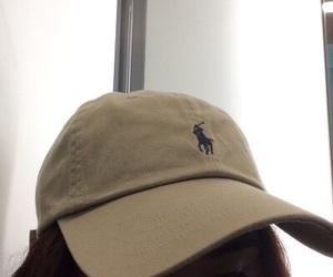 cap, hat, and ralph lauren image