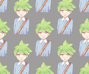 anime, nice, and pattern image
