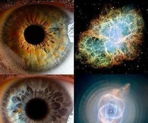 cosmos, biutiful, and eyes image