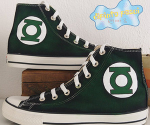 etsy, custom shoes, and hand painted image