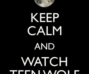 teen wolf, keep calm, and tyler posey image