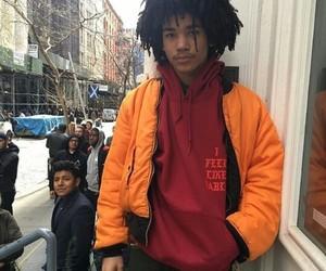 boy and ghetto image