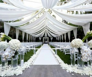 amazing, ceremony, and decoration image