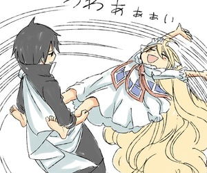 fairy tail, zervis, and zeref image