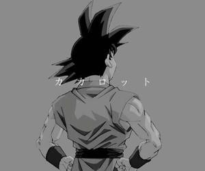 goku, anime, and dragon ball image
