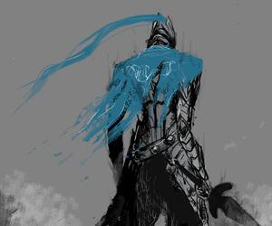dark souls and artorias image