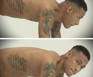 training, neymar jr., and neymar image