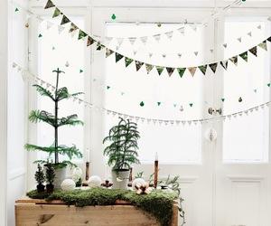 christmas, green, and decor image
